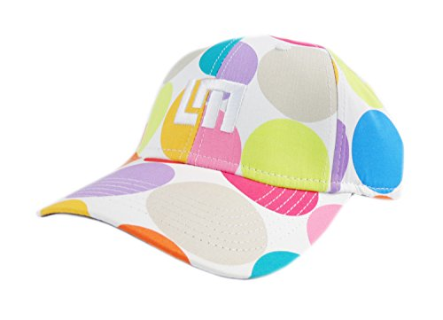 NEW Loudmouth Disco Balls All-Over White Adjustable (Disco Ball Hat)