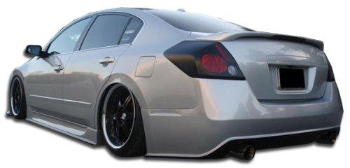 2007-2012 Nissan Altima 4DR Duraflex Sigma Rear Bumper Cover - 1 (4dr Sigma Body)