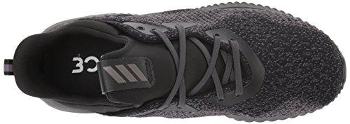 Adidas Women's Alphabounce 1 Running Shoe Core Black/Trace Grey Metallic/Carbon ilRcxXRo