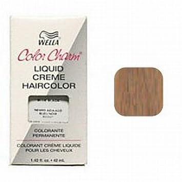 Amazon Com Wella Color Charm Liquid 0725 Sunlight Blonde Brown