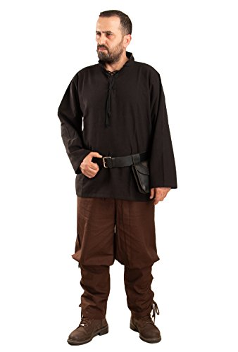 (Calvina Costumes ARES Medieval Tunic by Unisex – Made in Turkey,)