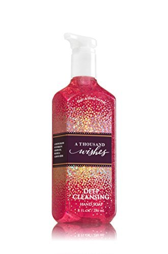 Bath & Body Works A Thousand Wishes Deep Cleansing Hand Soap