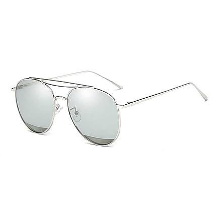 Providethebest Coolsir Hombres Conducción Pesca vidrios de Sun de Las Mujeres Retro Protector Solar Gafas de
