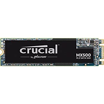 Amazon Com Crucial Mx500 500gb 3d Nand Sata M 2 Type 2280ss