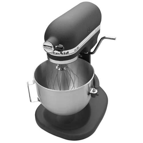 KitchenAid Pro 450 Series 4-1/2-Quart Stand Mixer, Imperial Black