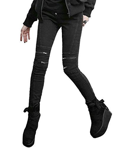 Punk Rave - Vaqueros - para mujer