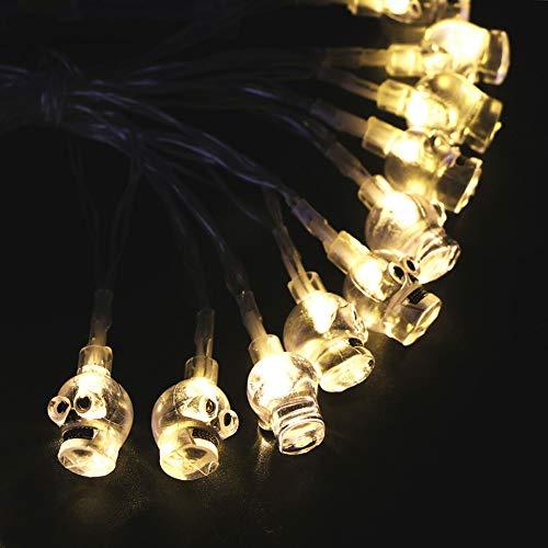 Halloween Clearance, Horror Ghost Headlights Transparent Gimmick