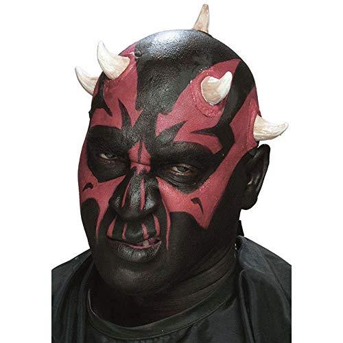 - Cinema Secrets Dark Sith Horns Prosthetic Appliance, Black,red, Standard