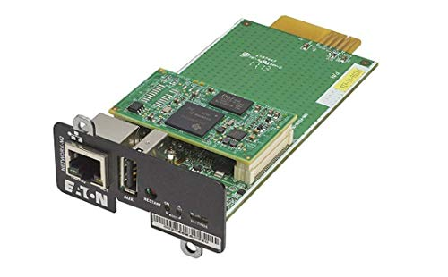 - Eaton Network M2 Remote Management Adapter