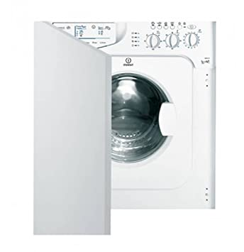 Indesit I WDE 127 Integrado Carga frontal B Color blanco ...
