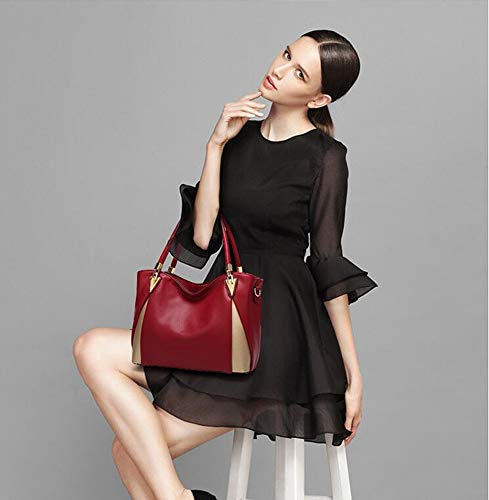 Female Fashion Bag Hongge Bag Hand Lady Handbag Oblique Bags Shoulder PU C ZTOdCWO