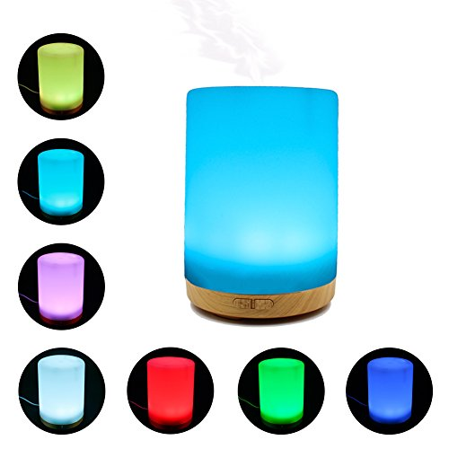 Essential Glowseen Aromatherapy Ultrasonic Humidifier