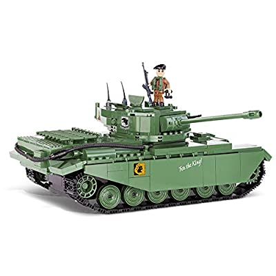 COBI Small Army Wolrd of Tanks, Centurion I: Toys & Games