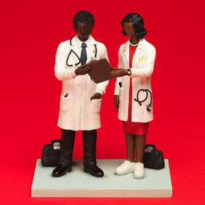 Doctors in the House Figurine – Annie Lee