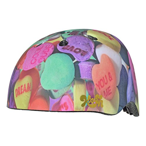 Krash-Candy-Hearts-Youth-BikeSkate-Helmet