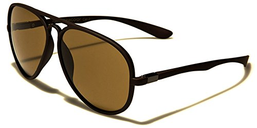 Flex Marron Homme de Multicoloured Rubber soleil Lunettes multicolore HwCqH0rx