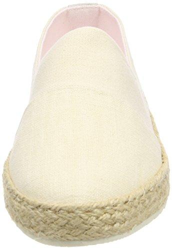 Donna Beige Gant Krista Espadrillas cream xwxTf