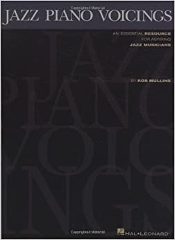 Book ROB MULLINS JAZZ PIANO VOICINGS PF/KBD by Various (2008)