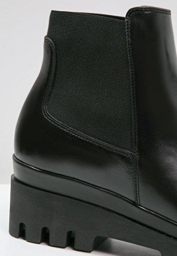 Janet Sport, Damen Stiefel & Stiefeletten  schwarz schwarz