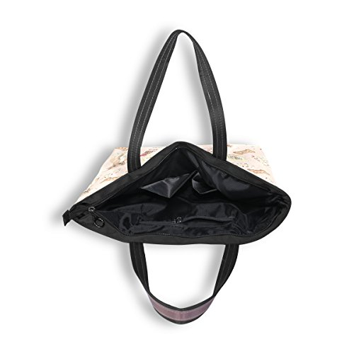 Grande Uhoney Hombro Bolsas Mujeres Ligera Mano Extra Moda De Para Rocía Las Bolsos Chihuahua Diseño De 5P7Prxwq