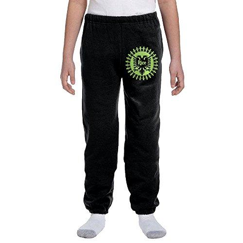 Jackson Rice University Youth Slim Fit Jogger Sweatpant Workout Pant M