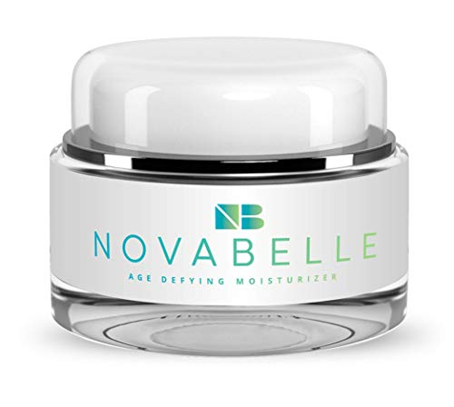 (NovaBelle - Age Defying Moisturizer - Face, Neck & Décolleté for Anti-Aging, Wrinkles, Age Spots, Skin Tone, Firming, and Dark Circles)