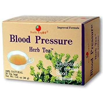 Blood Pressure Herb Tea (2g X 20 bags)