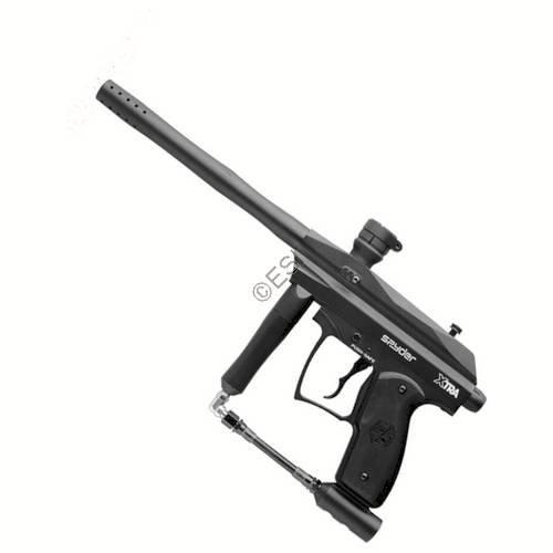 Spyder Xtra Paintball Marker, Black