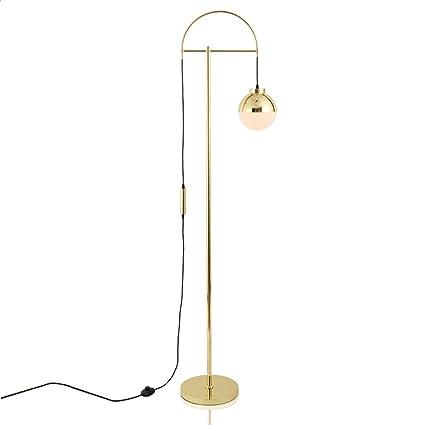 Lámpara de pie Minimalista Moderna del Estilo, lámpara de ...