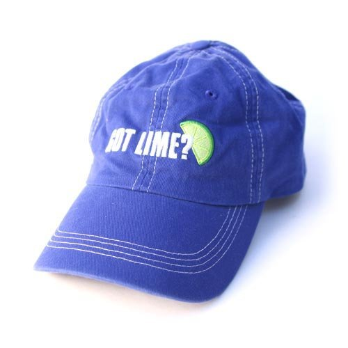 Corona Extra Got Lime? Blue Slouch Hat