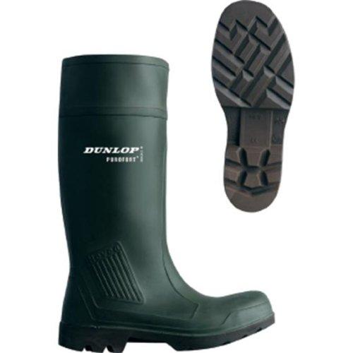 Polyurethan Stiefel S5 Größe 46 grün