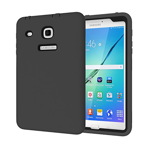 Galaxy TAB E 8.0 Case, Beimu 3 in 1 Hybrid Armor Defender Protection Cover for Samsung Galaxy TAB E 8.0 inch SM-T377A/P/R/T/V Verizon/Sprint/US Cellular/AT&T/T-Mobile 8-Inch Tablet -