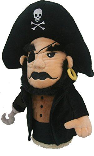 Daphne's Pirate Headcovers - Headcovers Driver Daphne