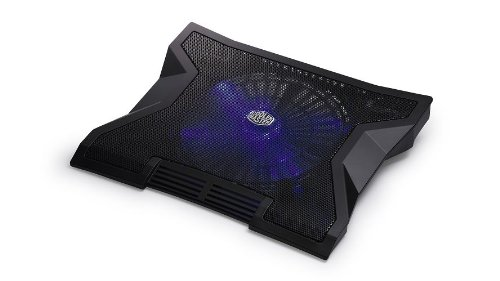 Cooler Master Notepal Xl 230mm Blue Led Fan 15.6in 3 usb por