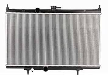 Prime Choice Auto Parts RK1209 Aluminum Radiator