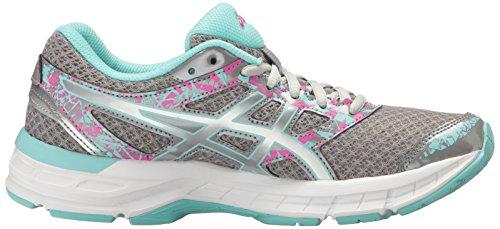 ASICS Gel-Excite 4 Laufschuh für Damen Aluminium / Silber / Aqua Splash