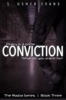 Conviction (Razia Book 3) by [Evans, S. Usher]