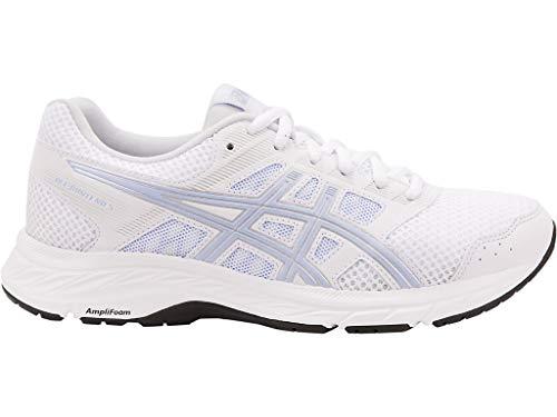 39ccfb49c54be SHOPUS | ASICS Women's Gel-Contend 5 Running Shoes, 9M, White/Vapor
