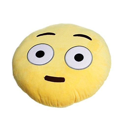 YROAR En la Decoración del hogar Grandes Ojos Doll Emoji ...