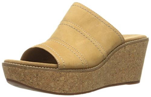 Clarks Womens Aisley Lily Wedge Sandal
