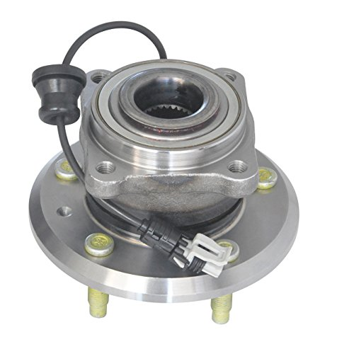 Brand New DRIVESTAR 512358 New REAR Wheel Hub & Bearing 5 Lug ABS for Torrent Equinox Vue XL7 Hybrid