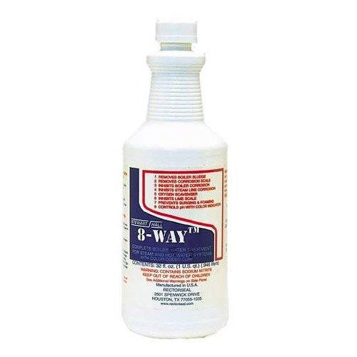 8 Way Boiler Water Treatment (1 Gallon)