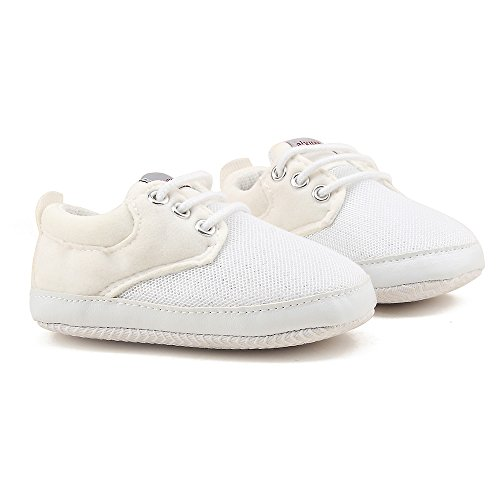 Pictures of OOSAKU Baby Breathable Mesh Sneakers Lace up 5
