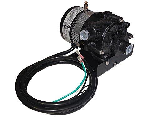Pump Circulation 240V E10-NSHNDNN2W-02 Universal 6000-125
