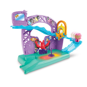 Bubble Guppies Rock and Roll Stage