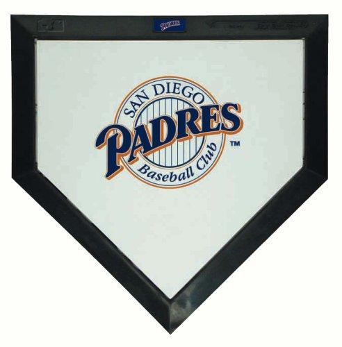 (MLB San Diego Padres Mini Home Plate)