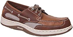 Sebago Men's Clovehitch Ii Boat Shoe,dark Taupedark Brown,11 M Us