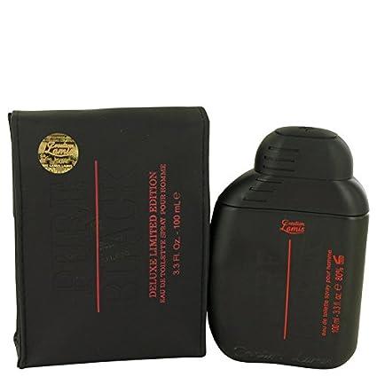 3 Noir Par Lamis Pour Flacon Pur Parfum 4 Creation Homme En Vaporisateur HYWE29DI