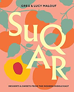 Book Cover: SUQAR: Desserts & Sweets from the Modern Middle East