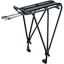 Topeak Explorer 29Er Tubular Rack with Disc Mount (Black, 16.5x6.7x16.3-Inch)